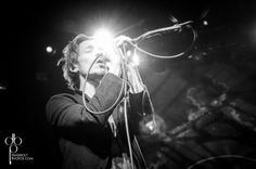 """Brandon Boyd and """"Sons Of The Sea"""" in NYC"""
