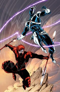 Basilisk Backlash Lines by Brett Booth Inks and colours by Thomas Mason Superhero Duos, Superhero Characters, Superhero Design, Comic Movies, Comic Games, Comic Books Art, Comic Art, Dc Comics Vs Marvel, Dark Comics