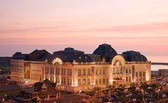 Lucien Barrière, hôtels et casinos