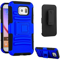 VAKOO For Samsung Galaxy S6 SVI Belt Clip Case Ultra Protection Armor Cover Shockproof Drop Proof Dual Layer Rugged Soft Silicone Holster Pouch Case with Kickstand and Locking Belt Swivel Clip (Navy Blue) Vakoo http://www.amazon.com/dp/B00Y7ZAZYA/ref=cm_sw_r_pi_dp_fp-Ivb0HPZKBK
