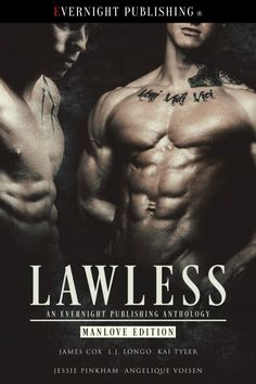 Yay! Lawless: Manlove Anthology is finally here #bookrelease #mmromance