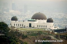 Visiting Los Angeles on a Budget? 13 Best Free Things to Do in LA: Griffith Observatory in Griffith Park
