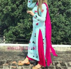 Free COD WhatsApp is part of Cotton dress pants - Punjabi Suits Designer Boutique, Designer Punjabi Suits, Indian Designer Wear, Designer Kurtis, Kurta Designs Women, Kurti Neck Designs, Kurti Designs Party Wear, Dress Indian Style, Indian Outfits