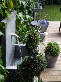 Bassins et fontaines pour embellir le jardin leroy merlin amenagement pinterest ps et merlin - Bassins om leroy merlin te zetten ...