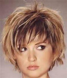 Short Choppy Layered Bob Hairstyles