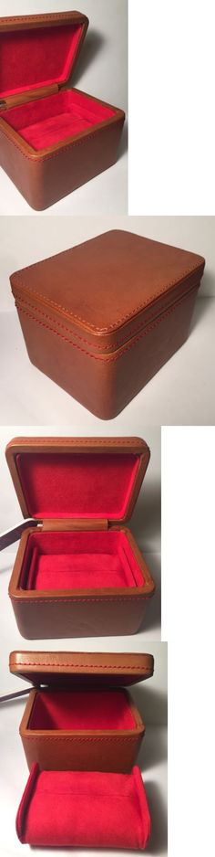 Watch 168164: Fossil Men S Watch Box 2 Piece Case Jewelry Saddle Brown Leather Nwt Mlg0373216 -> BUY IT NOW ONLY: $35.86 on eBay!