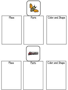 Free! Expressive Language Feature Describing Language Processing.....activity is designed to build the description of an object's features