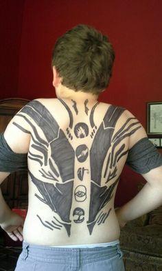 divergent four tattoo - Google Search | Fashion  divergent four ...