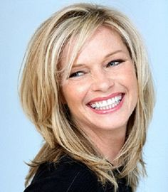 medium hairstyles for full figures women - Google Search