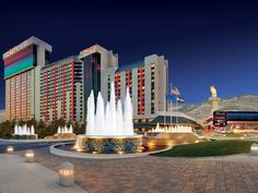 Leaving Las Vegas: The #1 Best Casino Outside Sin City according to USA TODAY TRAVEL -- Reno's Atlantis Casino Resort Spa!