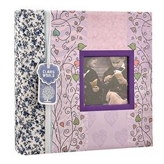 Arpan 6x4 Designer Photo Album with Window and 200 Slip In Memo Pockets ** Check out this great product.
