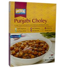 A tangy Punjabi delicacy of curried chick peas with aromatic spices Vegan Supermarket, Tesco Groceries, Dried Mangoes, Indian Food Recipes, Ethnic Recipes, Coriander Seeds, Chana Masala, Spices, Healthy Eating