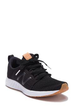 Fresh Foam Arishi NXT Running Sneaker - Wide Width Available by New Balance on Black New Balance Shoes, New Balance Trainers, Black Running Shoes, Running Sneakers, Summer Sneakers, Sneakers Adidas, Nike Basketball, Nike Dunks, Nike Sportswear
