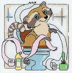 Private Room Cross Stitch Kit By Riolis