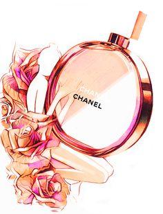 17 ideas fashion art illustration chanel perfume bottles for 2019 Art Chanel, Coco Chanel, Chanel Decor, Arte Fashion, Fashion Design, Woman Fashion, Fashion Models, Parfum Chic, Parfum Chanel