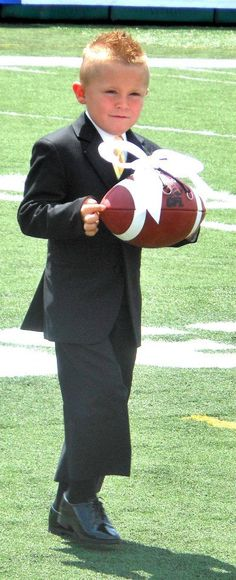 Football ring pillow