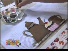 ▶ Ateliê na Tv - Tv Gazeta - 07-01-13 - Priscila Muller - YouTube