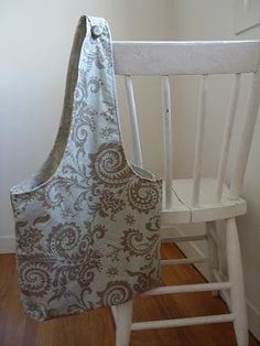 The Two Pillowcase bag--tutorial