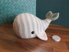Crochet pattern sugar sweet whale HUGO baby music box - crochet pattern be . Crochet pattern sugar sweet whale HUGO baby music box - crochet pattern at Makerist Record of Knitting String rotating, . Bunny Crochet, Wire Crochet, Crochet Whale, Knitting For Kids, Baby Knitting Patterns, Crochet Patterns, Homemade Baby Toys, Diy Bebe, Baby Mobile
