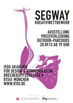 Partnervernissage von SEGWAY und der ifog Akademie Interview, Partner, Events, Movie Posters, Design, Movies, Inspirational, Communication, Poster