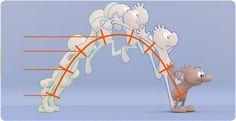 森江康太(トランジスタ・スタジオ)が教える 物理法則の観点から捉えるアニメーション上達の秘訣 | 特集 | CGWORLD.jp