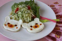 Fried egg 目玉焼き