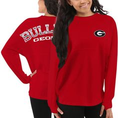 College Georgia Bulldogs Ladies