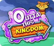 Alawar games has brought us a retro 70s Saturday Morning cartoon kind of a game in Outta This Kingdom. The beginning starts with a young housewife on a desert vacation with her cat, Martha. - See more at: http://musings.elisair.com/2013/outta-this-kingdom/#sthash.uXFpzcTl.dpuf