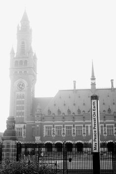 May Peace Prevail On Earth, The Hague, Netherlands Copyright: Andria Georgiou