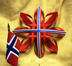Star of Norway  Hand Woven Nordic Star by Harmonycraft on Etsy, $25.00