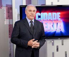 """Sem graça: """"brincadeiras"""" de Marcelo Rezende com colegas beiram o desrespeito   Sob Controle - Yahoo TV"""