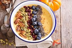 Smoothie bowls are rich and creamy and take minutes to prepare. This is a delicious Autumn inspired option which is perfect around Thanksgiving. Using almond nut butter provides plenty of healthy fats and protein which creates a lovely satisfying dish to kick start your day. Using kefir is a great way to boost your body … Read more