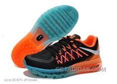 sale retailer 0fd33 b17ad Nike Men Air Max 2015 Black Orange Running Shoes Discount, Price   66.00 -  Adidas Shoes,Adidas Nmd,Superstar,Originals