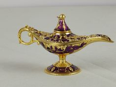Sufi Meditation, Greek Mythological Creatures, Genie Lamp, Oil Lamps, Colorful, Mini, Metal, Products, Metals