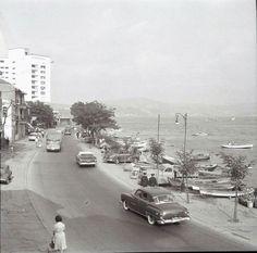 1960'lı yıllarda Tarabya..
