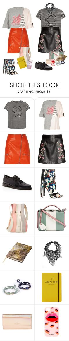 """""""Closer"""" by audrey-balt ❤ liked on Polyvore featuring River Island, Stuart Weitzman, Lust For Life, 10 Crosby Derek Lam, Mark Cross, Happy Jackson, Kate Spade, Iphoria and Casetify"""