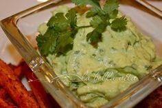 Baked Sweet Potato Fries with Fresh Avocado Dip! - la bella vita cucina