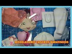 COMO FAZER MODELADORES CASEIROS BARATINHOS - YouTube                                                                                                                                                     Mais