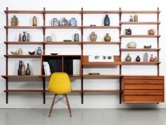 etagere murale cremaillere