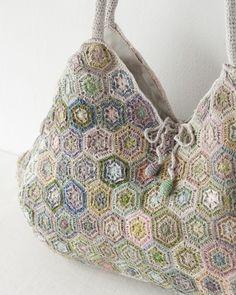 Sophie Digard crochet purse bag