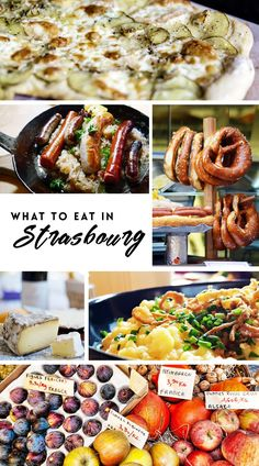 Strasbourg is a happy place when it comes to food and wine. You'll find the best of Alsace's hearty cuisine and enjoy the region's world-class wines and beers. Click through for the best restaurants in Strasbourg.