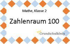 74 besten Mathe 2. Klasse Bilder auf Pinterest in 2018 | Grundschule ...