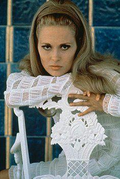 (Dorothy) Faye Dunaway, born January 14, 1941