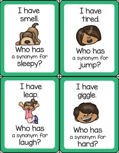 Worksheets Synonym Of Jump 1000 images about basic concepts on pinterest synonyms and antonyms speech therapy card games