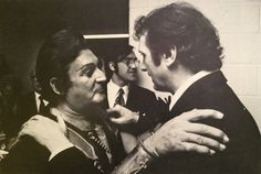 Richard Tucker e Franco Corelli