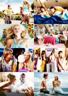 Aquamarine (2006) Such a sweet movie, I used to love this when I was little.