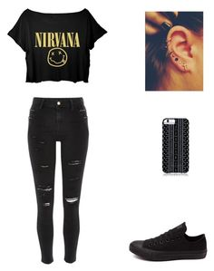 Date with Luke by vintagegirl8798 on Polyvore featuring polyvore, fashion, style, River Island, Converse, Savannah Hayes and clothing