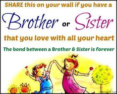 brothers or sisters love quotes quotes family cute family quotes cute quote siblings Joe, Amanda, Jammie, and Misty <3