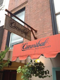 The Cannibal Beer & Butcher for steaks, tandoori lamb belly, slow-roasted pig head, and all manner of sausages and charcuterie items with fancy beer | 113 E 29th St, Kips Bay
