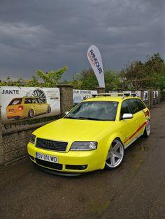 Audi A6 tuning, Audi slammed, A6 Low !